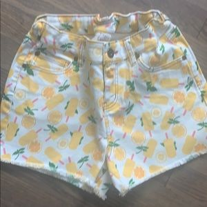 Matilda Jane 435 Lemon 🍋 Shorts